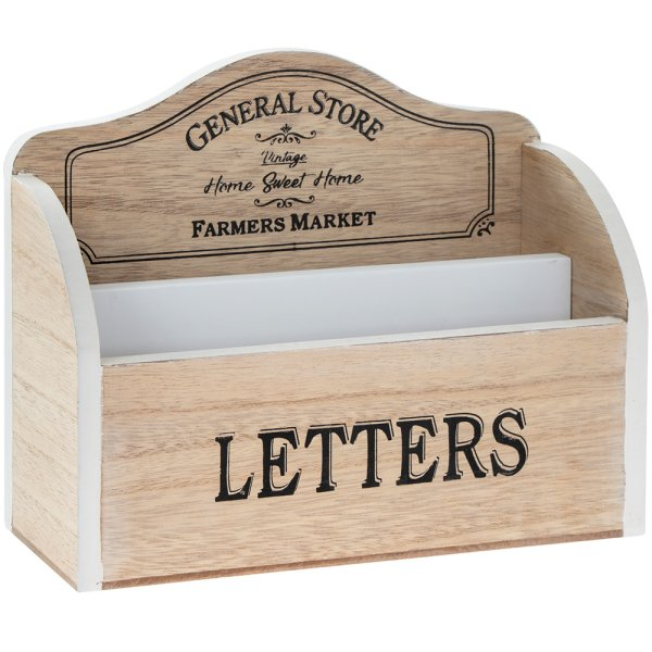 HOME SWEET HOME LETTER RACK