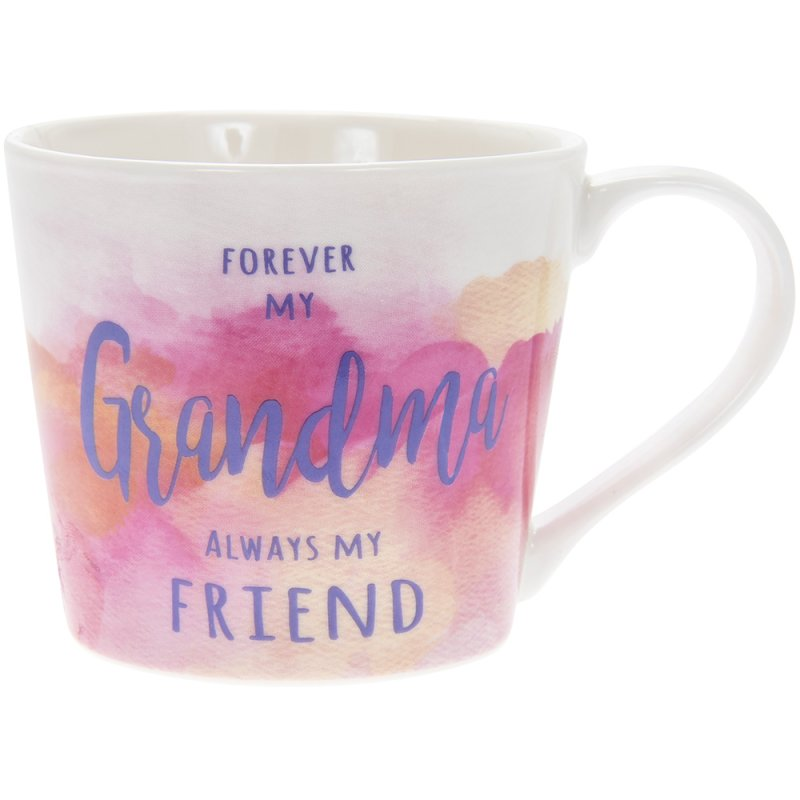 WATERCOLOURFOREVER GRANDMA MUG
