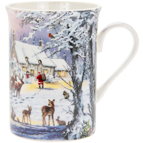 THE MAGIC OF XMAS MUG
