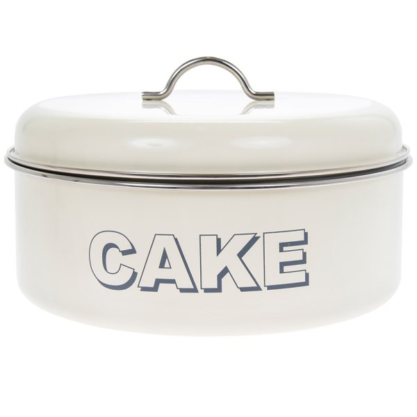 HOME SWEET CREAM CAKE TIN