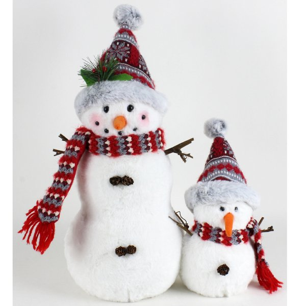 SNOWMAN WITH BABY