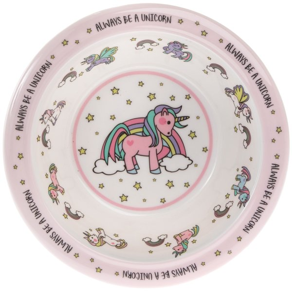 LITTLE STARS UNICORN BOWL