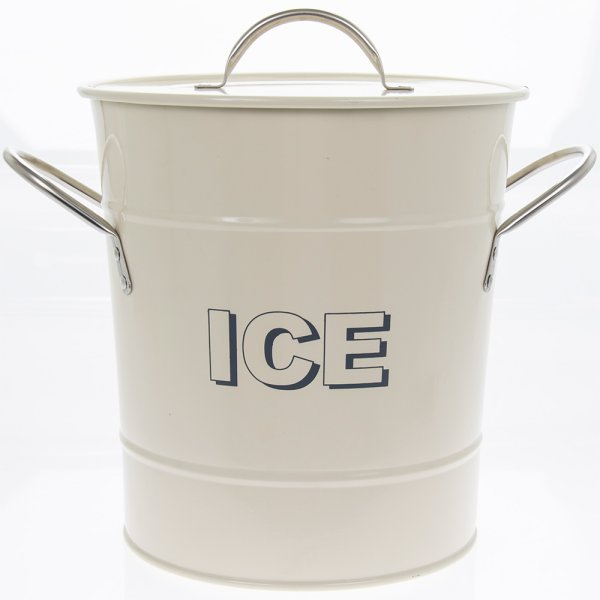 HOME SWEET CREAM ICE BUCKET