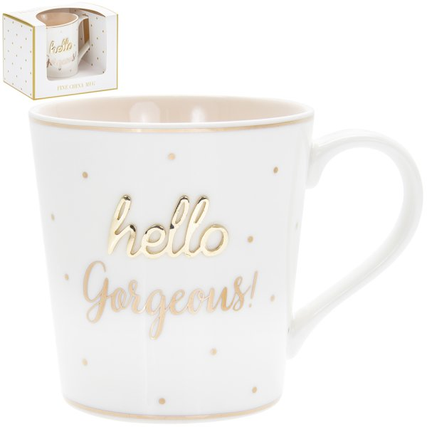 OH SO CHARMING GORGEOUS MUG