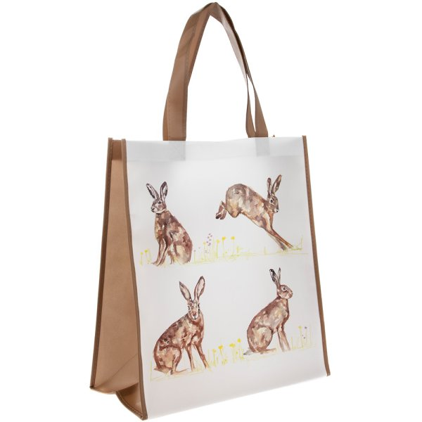 HARES SHOPPING BAG