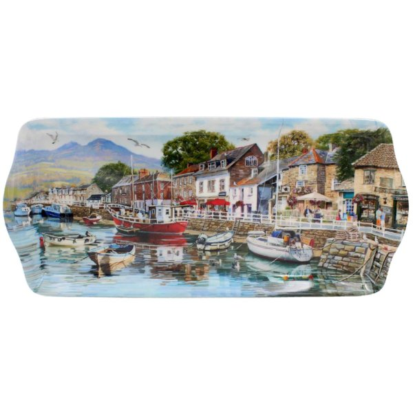 OLD HARBOUR TRAY MED