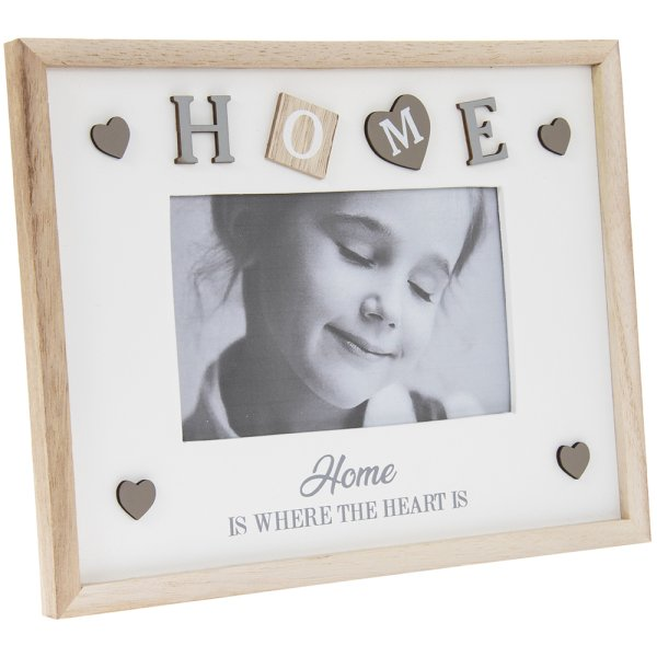 SENTIMENTS FRAME HOME 4X6""