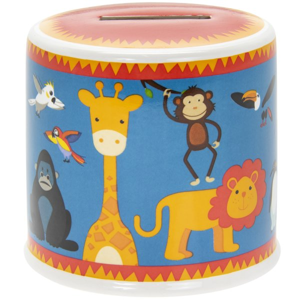 ZOO MONEY BOX
