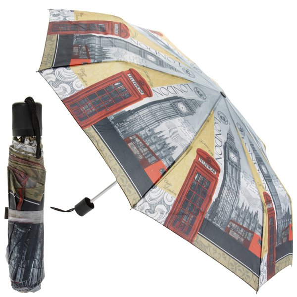 NEW LONDON FOLDING UMBRELLA