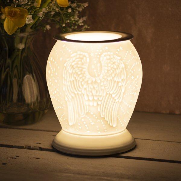 DESIRE AROMA LAMP ANGEL WINGS