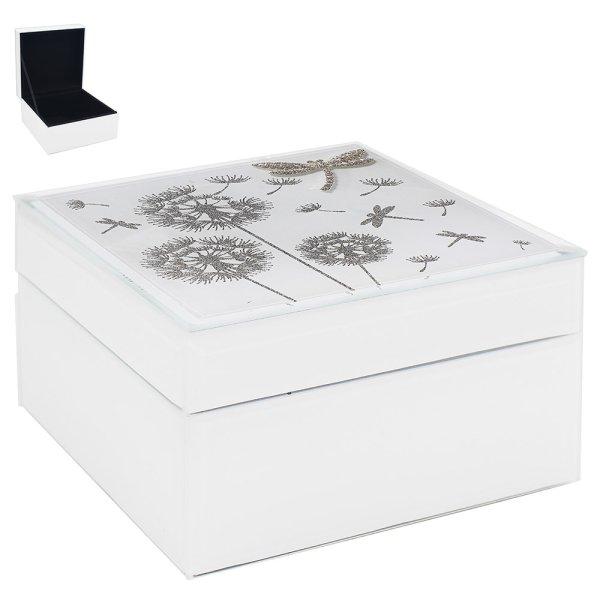 MIRROR DRAGONFLY JEWELLERY BOX