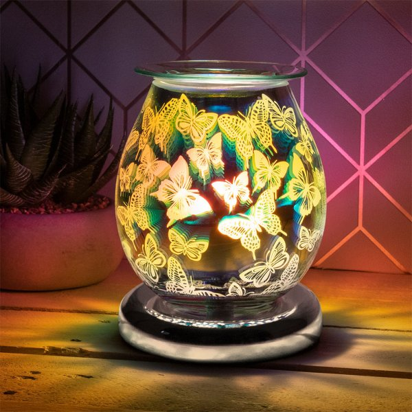 DESIRE AROMA LAMP BUTTERFLIES