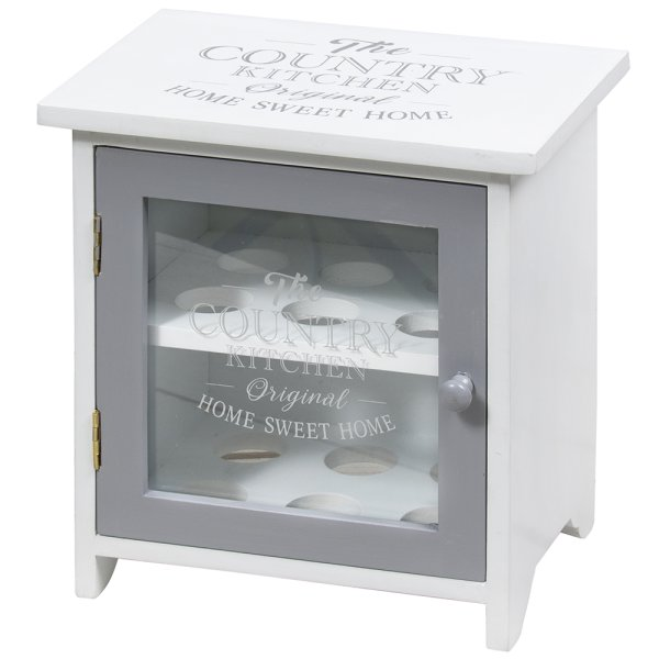 COUNTRY KITCHEN EGG CABINET