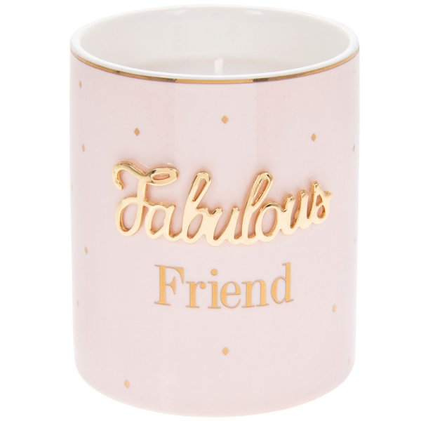 OH SO CHARMING FRIEND CANDLE