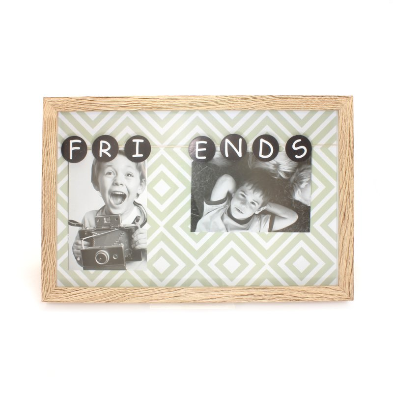 FRIEND PHOTO FRAME COLLAGE