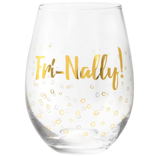 FRI NALLY STEMLESS GLASS