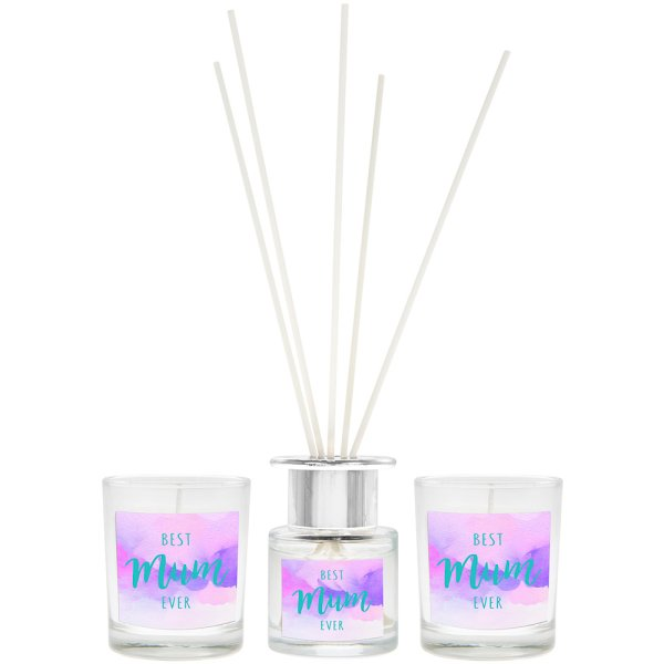 MUM DIFFUSER 150ML & CANDLE