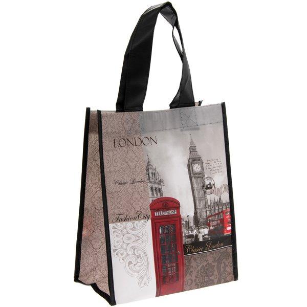 NEW LONDON SHOPPING BAG SMALL
