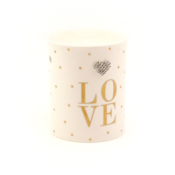 MAD DOTS LOVE OIL BURNER