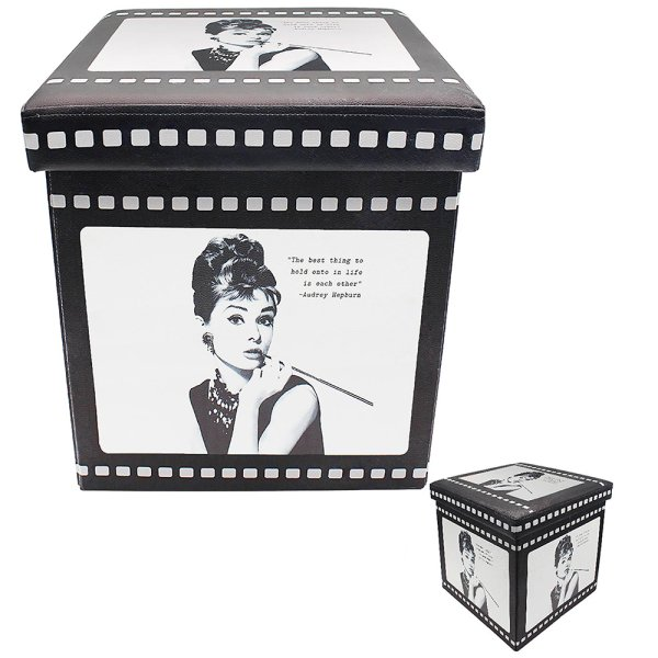 AUDREY HEPBURN FOLDING BOX