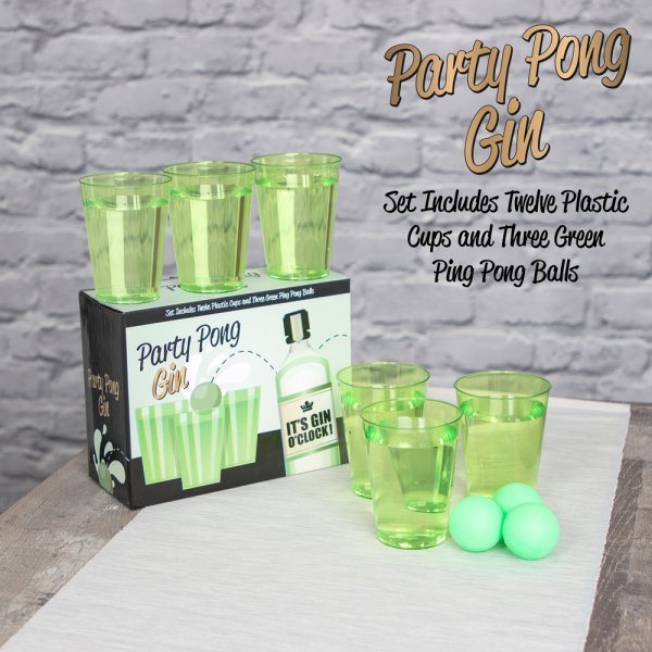 PARTY PONG GIN