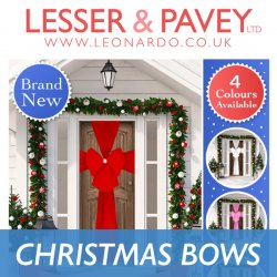 Brand New Christmas Bows and more