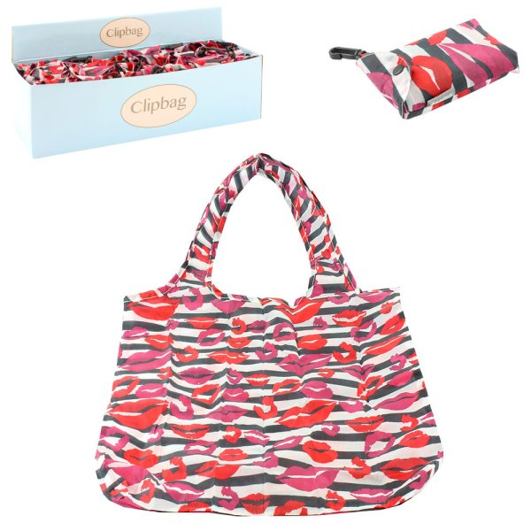 LIPS CLIP BAG