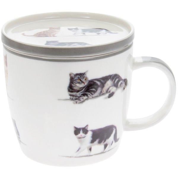 CATS MUG & COASTER