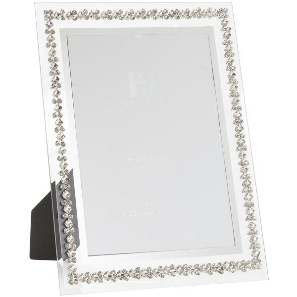 MIRROR DIAMANTE FRAME 8X10