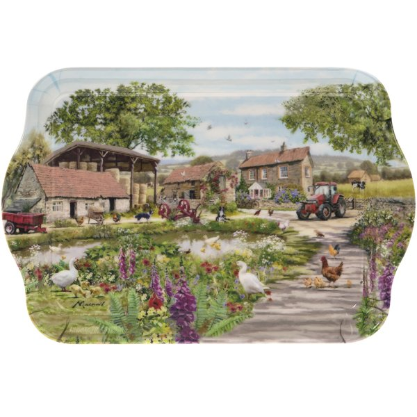 FARMYARD SMALL TRAY
