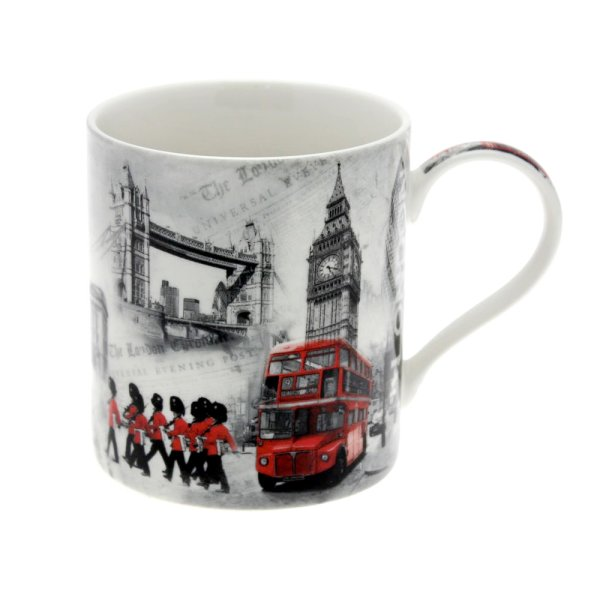 LONDON OXFORD MUG