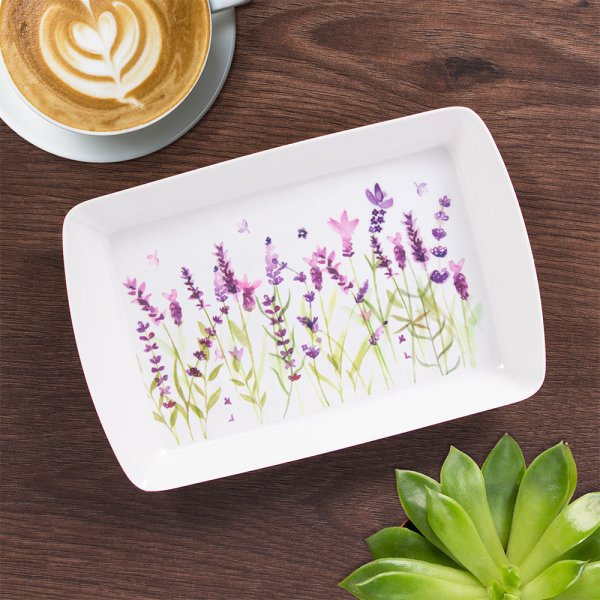 LAVENDER SMALL TRAY