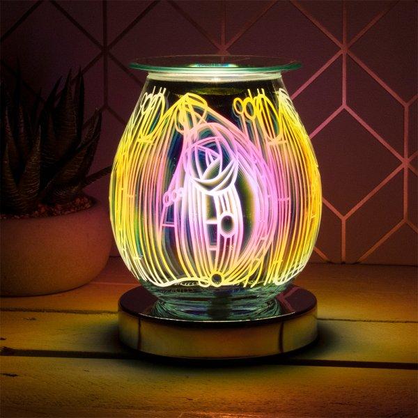 DESIRE AROMA LAMP MACKINTOSH