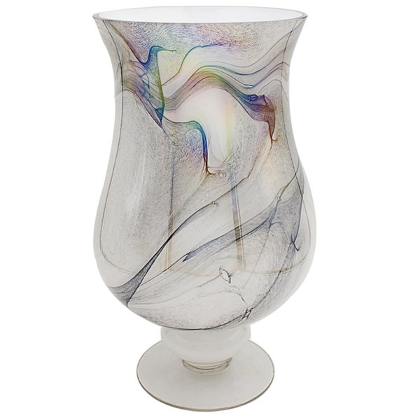 VINCENZA C HOLDER MARBLE 40CM