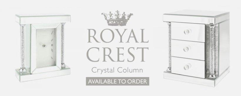 RCMG Crystal Column
