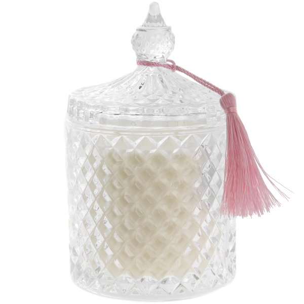 CRCHID BLOSSOM CANDLE JAR