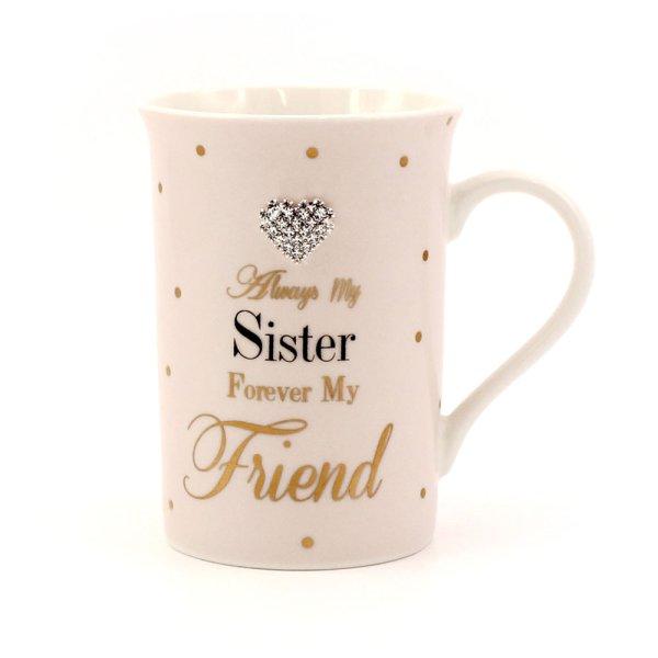 MAD DOTS SISTER MUG 33863