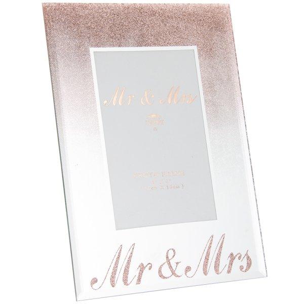 """ROSE MR&MRS FRME 4X6"""""""