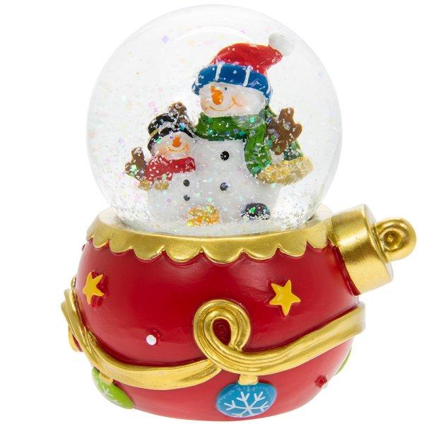 SNOWMAN 65MM WATERBALL