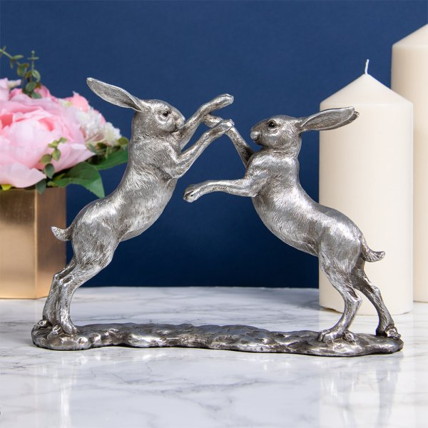 SILVER HARES
