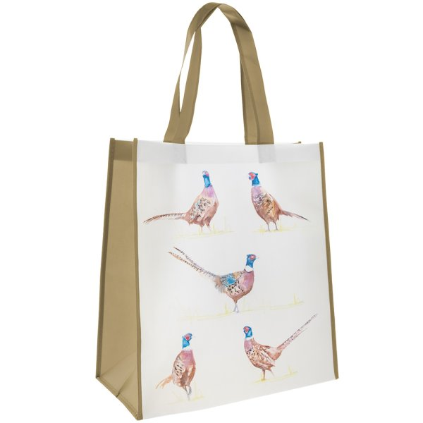 PHEASANT SHOPPING BAG