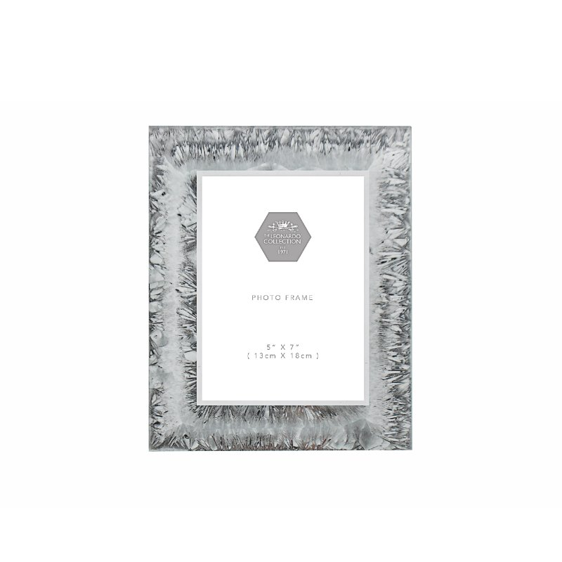 FROST PHOTO FRAME 5X7""