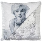 MARILYN SEQUIN CUSHION