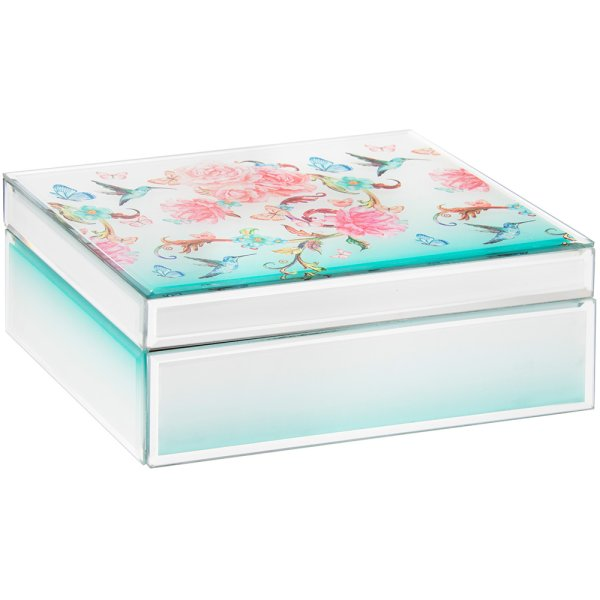 MIRROR BLOSSOM JEWELLERY BOX