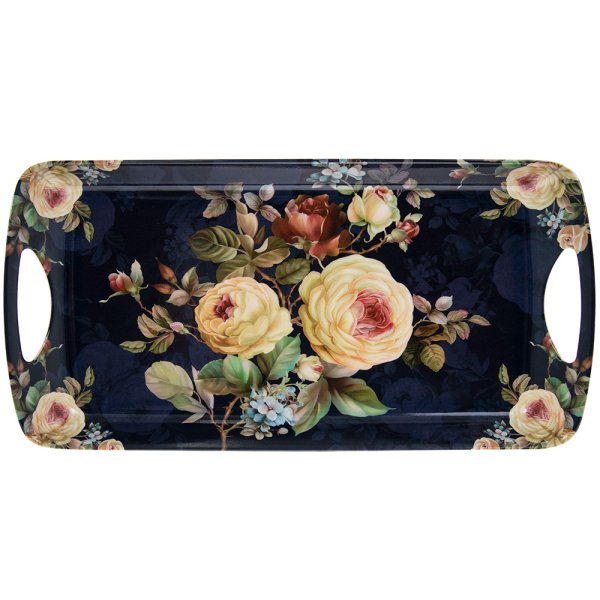 ROSE BLOSSOM TRAY MEDIUM