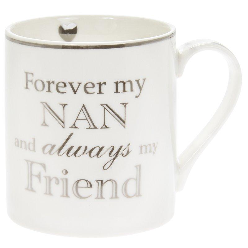 FOREVER MY NAN MUG