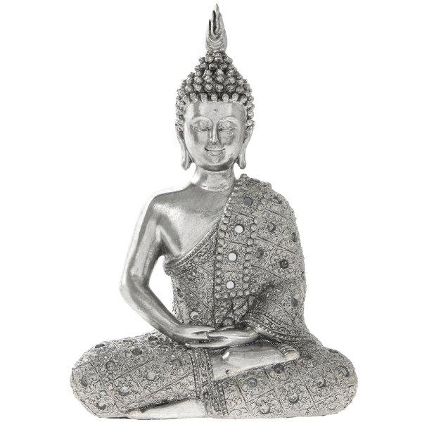 SILVER ART THAI BUDDHA