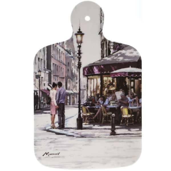 CAFE AMOUR CUTTING BOARD