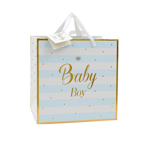 MAD DOTS BABY BOY GIFTBAG MED