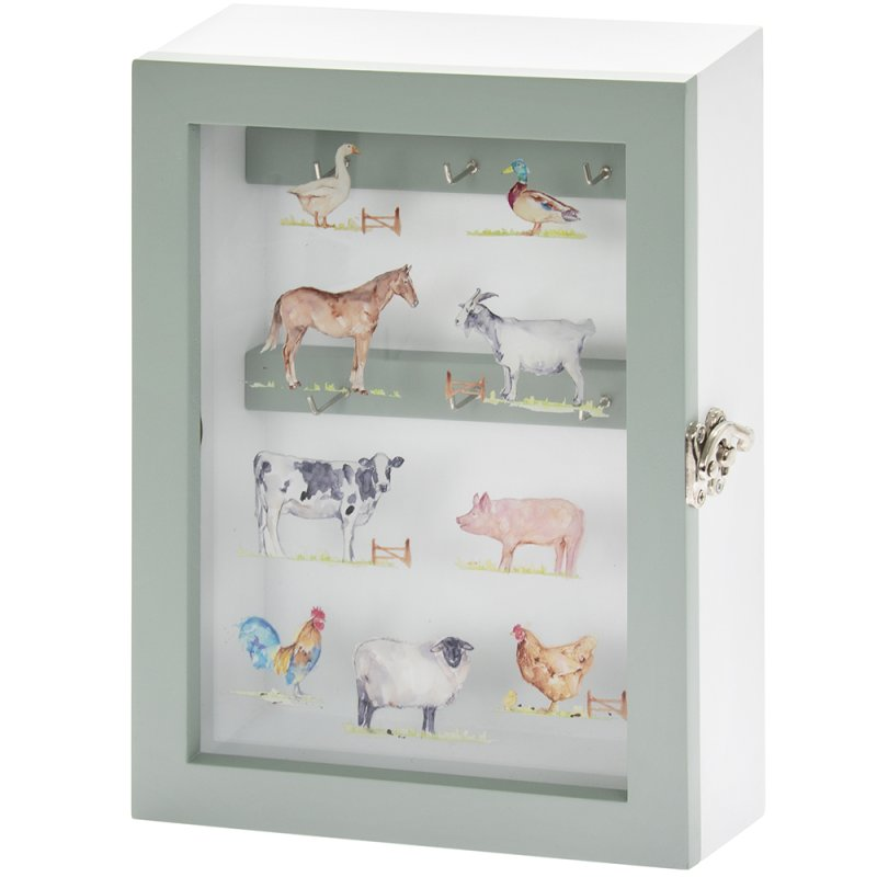 COUNTRY LIFE FARM KEY CABINET